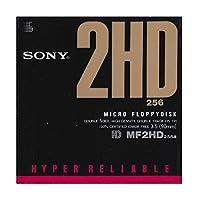 3.5インチ2HDフロッピーディスク SONY MF2HD256A