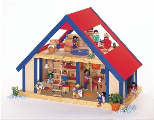 Selecta 4246 - Puppenhaus Puppenhäuser