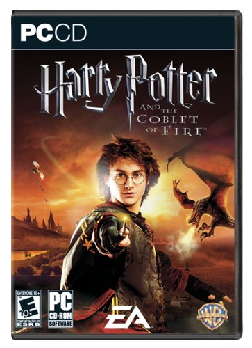 Harry Potter and the Goblet of Fire - PC [video game]