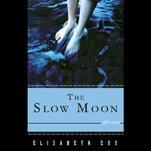 The Slow Moon audiobook cover art