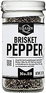 Lillie's Q Brisket Pepper, 6 g