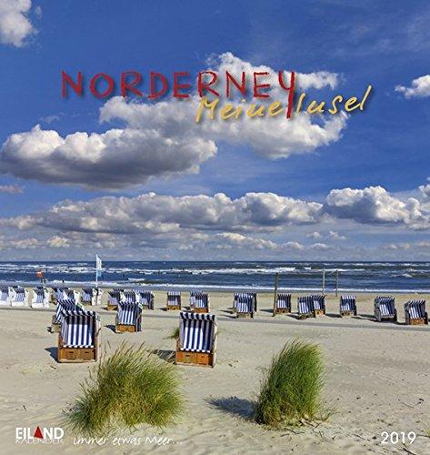 Norderney - Kalender 2019: Meine Insel