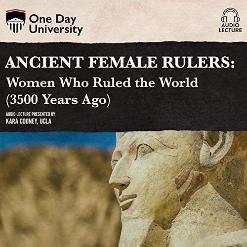 Ancient Female Rulers cover art