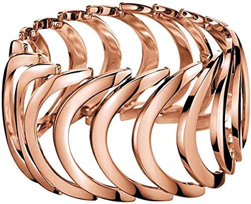 Calvin Klein Damen Armreifen Edelstahl - 7612635090085
