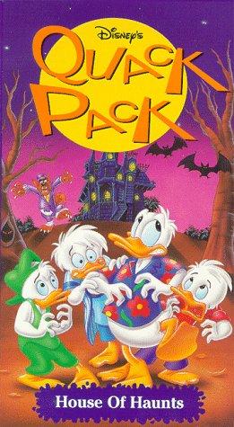 Quack Pack: House of Haunts [VHS]