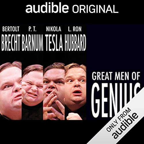 Great Men of Genius, Part 4 cover art