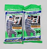 2021 Panini Donruss MLB Baseball Fat Pack - 2 Packs -...