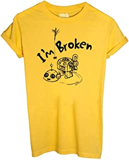 MUSH T-Shirt Robot I'm Broken - Divertido by Dress Your Style