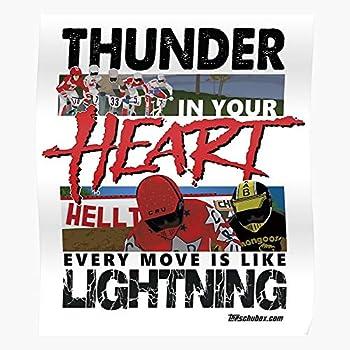 80S Bart Rad Cru 1986 Jones BMX Racing Movie Taylor I 80s-Motivation - Trendy Poster for Wall Art Home Decor Room