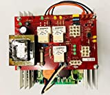 Landice PWM DC Motor Speed Control Set Controller Board 70455 Works l7 l8 Treadmill