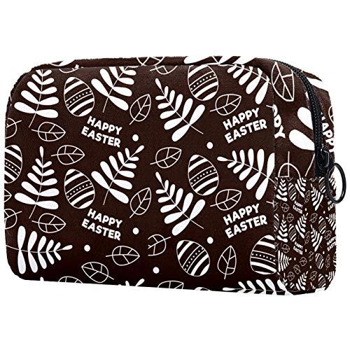 Bolsas de aseo para mujer, organizador de cosméticos de viaje, bolsa de maquillaje con cremallera, diseño de coches de dibujos animados