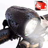 Best Bicycle Lights 1200 Lumens Rechargeables - Bright Eyes Newly Upgraded and Fully Waterproof 1200 Review