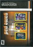 Game Packs Combo - Atari Anniversary Edition, Rayman 3 and Robot Arena