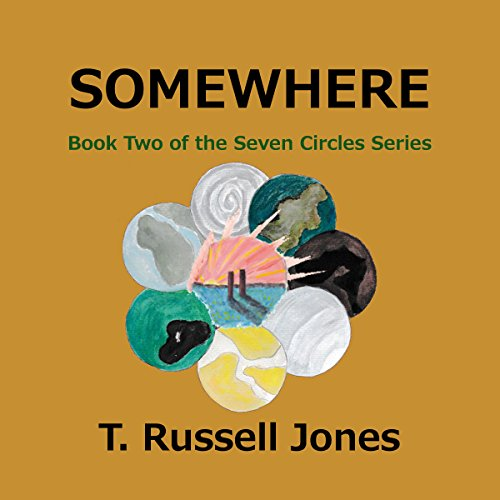 Somewhere audiobook cover art