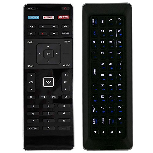 New XRT500 Remote Control with Backlight Keyboard Fit for Vizio TV M43-C1 M49-C1 M50-C1 M55-C2 M60-C3 M65-C1 M70-C3 M75-C1 M80-C3 M322I-B1 M422I-B1 M492I-B2 M502I-B1 M552I-B2 M602I-B3 M652I-B2
