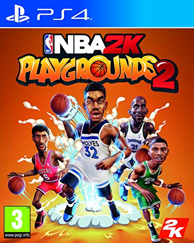 NBA 2K PlayGround 2 ITA - PlayStation 4