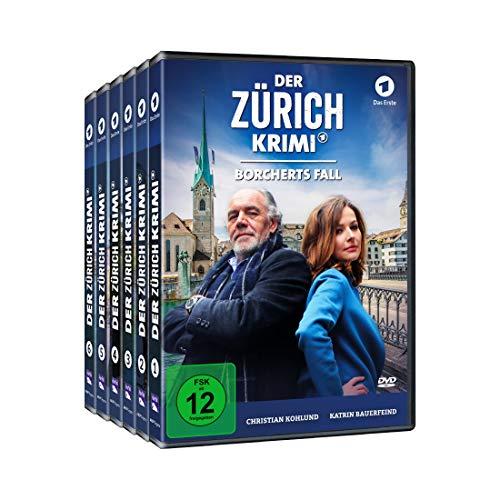 Der Zürich Krimi 1-6 Package [6 DVDs]