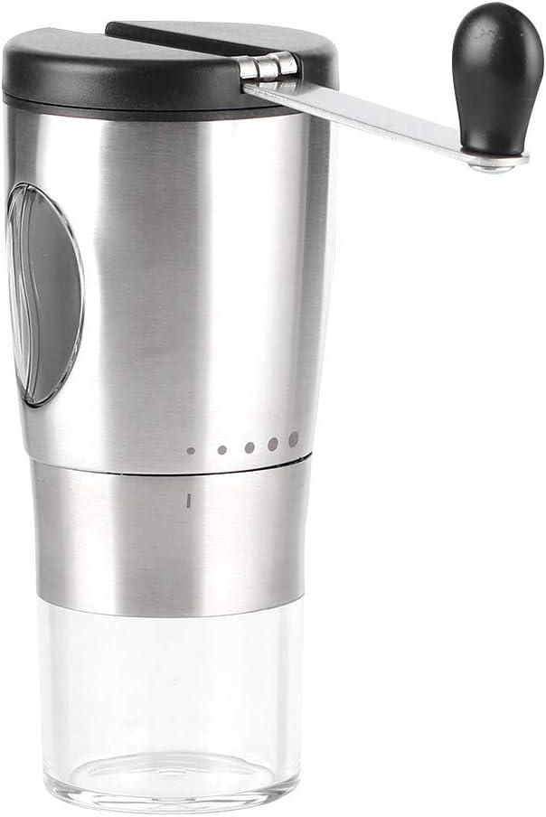 OhhGo Manual Coffee Grinder Handheld Steel Resist Stainless Wear 55% Wholesale OFF