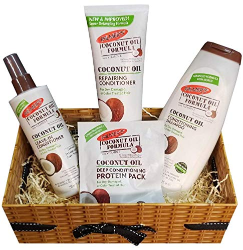 Hair Care Gift Set for Her Cocon...