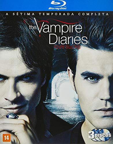 Vampire Diaries 7A Temp [Blu-ray]
