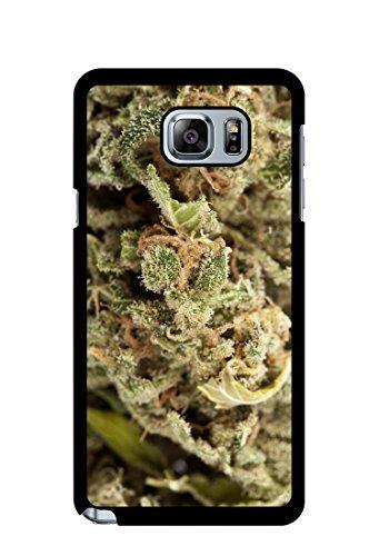 bud phone cases Marijuana Kush Weed Protective Rubber Phone Case 420 dank Bud (Galaxy Note 5)