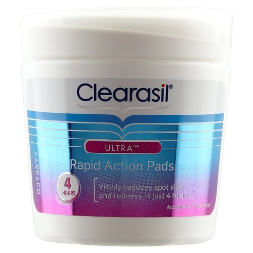 Clearasil Ultra Rapid Action Treatment 65 Pads