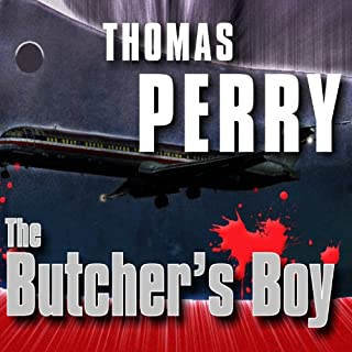The Butcher's Boy audiobook cover art