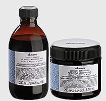 Davines Alchemic Silver Shampoo & Conditioner 250ml 8.45oz