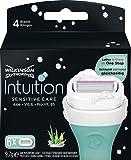 Wilkinson Sword Intuition Sensitive Care 6er Rasierklingen -