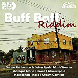 Review | Various - Buff Baff Riddim | Reggae Vibes