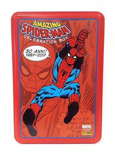 Amazing Spider-Man 30 Years Celebration Box - Edizione Rossa