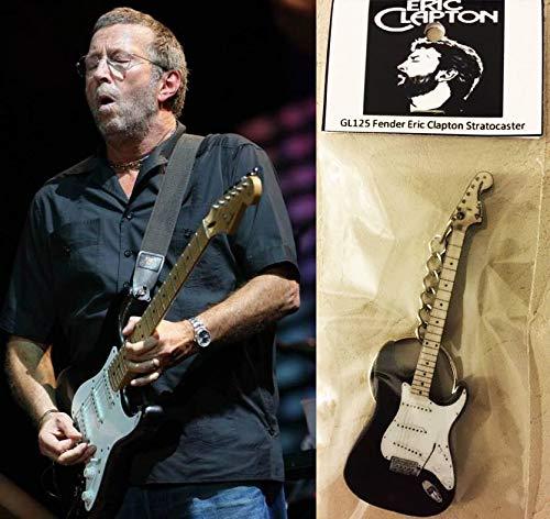 Llavero de guitarra Fender Eric Clapton Stratocaster