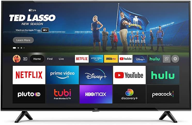 Amazon Fire UHD Smart TV 50-inch