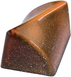 Martellato MA1987 24 Part Polycarbonate Praline Mould, 35 x 23 x 17 mm, Transparent