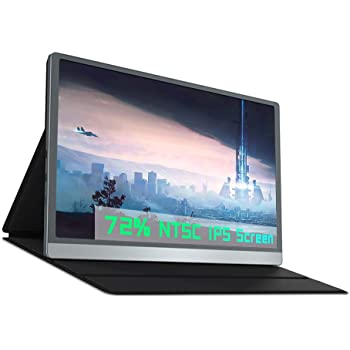 Monitor portátil de 14,1 pulgadas HDMI Full HD IPS 1920 x 1080P para Xbox One, ordenador portátil PS3 PS4 Raspberry Pi, altavoz integrado: Amazon.es: Electrónica