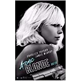 Atomic Blonde Movie Charlize Theron, James McAvoy,