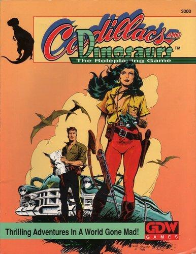 Cadillacs & Dinosaurs by Frank A. Chadwick (1991-03-02)
