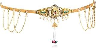 Sukkhi Classy Gold Plated Kamarband for Women (KB71866GLDPJ092017SK)