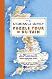 The Ordnance Survey Puzzle Tour of Britain: Take a Puzzle Journey Around Britain