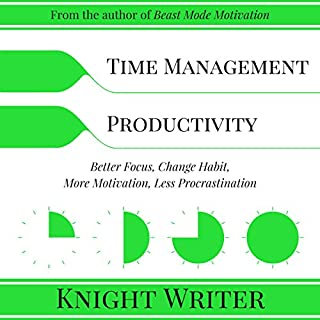 Time Management & Productivity cover art