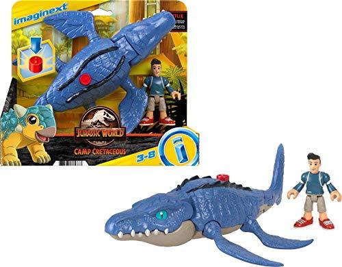 Imaginext Jurassic World, , Juguetes para niños de 3 años en adelante