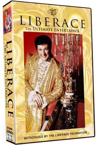Price comparison product image Liberace: The Ultimate Entertainer
