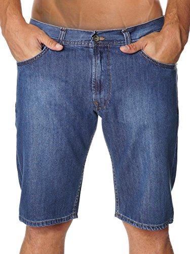 Stanley Denim Herren Jeans Shorts 22743 - Blau - W37,5 108 cm