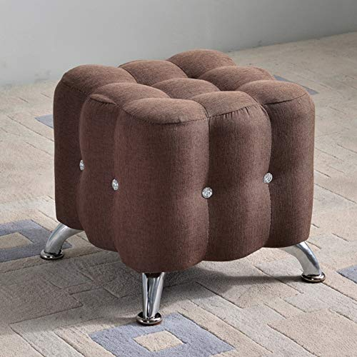 RR&LL Stoffschuhen,europäischer Stil Sofa Hocker Bekleidungsgeschäft Amerikanischen Lagerung Hocker Bed End Hocker Speicher Tragen Schuhe Bank Bank-j