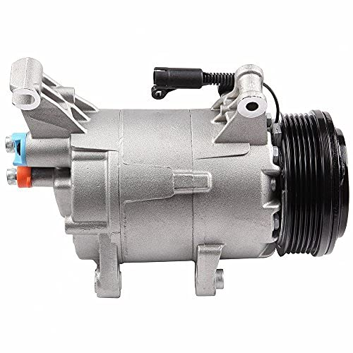 ECCPP AC Compressor with Clutch fit for 2002-2006 for Mini for Cooper 1.6L CO 11068LC