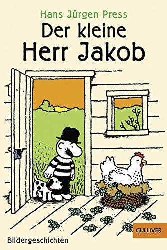 Der kleine Herr Jakob: Bildergeschichten