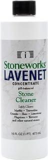 Lavenet Concentrate (1 Pint) pH-Balanced Cleaner for Marble, Granite, Travertine, Limestone, terrazzo, Slate, Flagstone an...