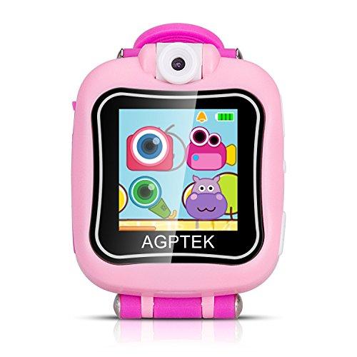 Smartwatch para Niños 4-9 Años, AGPTEK W6 Reloj Táctil ...
