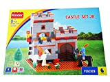 OLYMPIA GAMES AND TOYS Kid's Both Boy's and Girl's House Blocks Set Junior