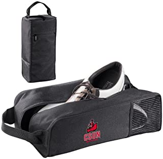 CollegeFanGear Cal State Northridge Northwest Golf Shoe Bag 'CSUN Matador'